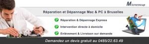 Réparateur Apple Bruxelles